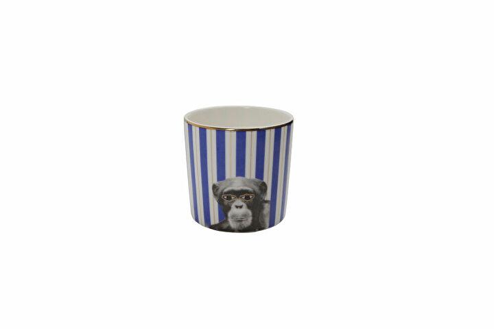 Porland Wild Life Monkey Bardak 230cc