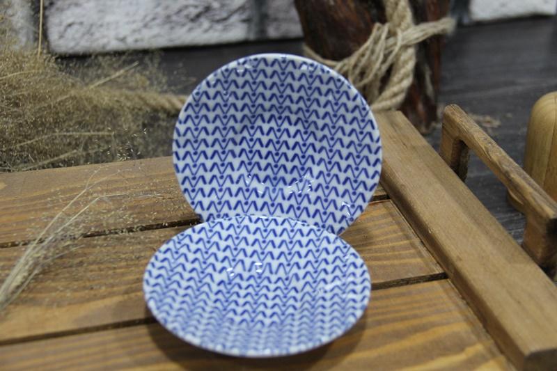PORLAND BLUE ERGO 122912 ÇAY TABAĞI DS:5 11 CM