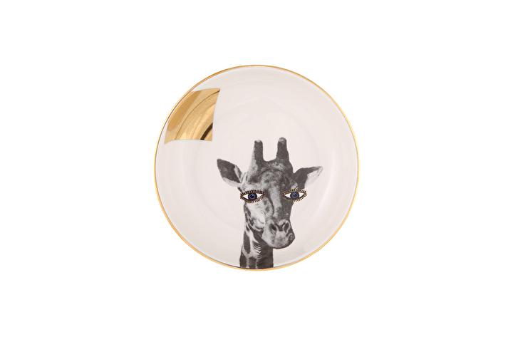 Porland Wild Life Giraffe Kase 17cm