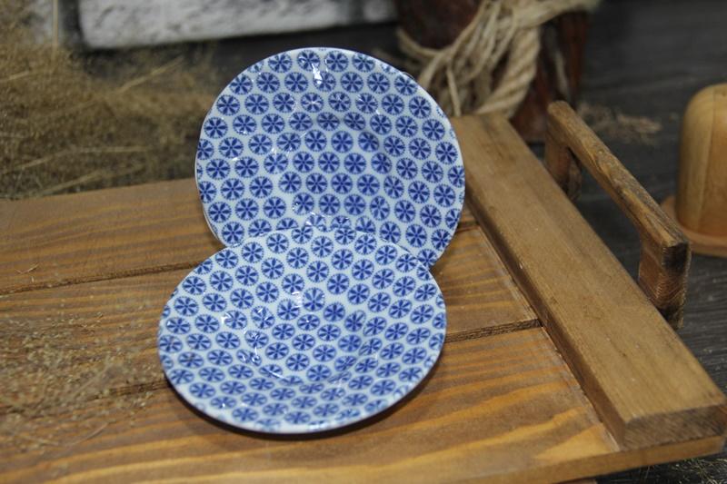 PORLAND BLUE ERGO 122912 ÇAY TABAĞI DS:4 11 CM